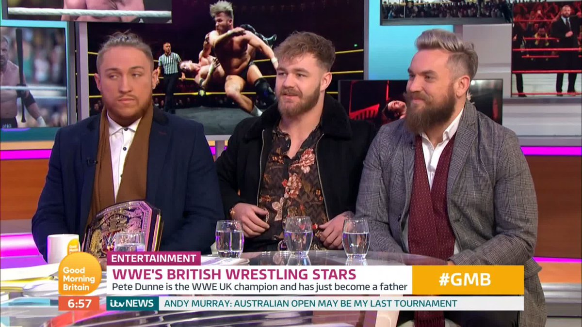 Good Morning Britain's photo on performance centre
