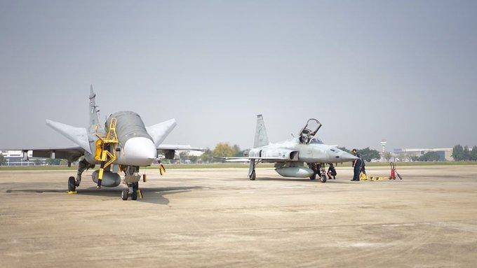 กองทัพอากาศซ้อมใหญ่บินโชว์เด็กๆ รับวันเด็กแห่งชาติ 2562 คลิก► Photo