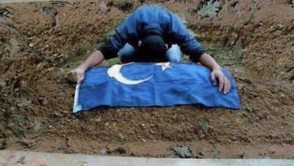 Türkmeneli Cephesi's photo on #DoğuTürkistanİçinUyuma