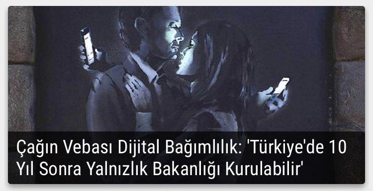 Çağın Vebası Dijital Bağımlılık: Türkiyede 10 Yıl Sonra Yalnızlık Bakanlığı Kurulabilir 21