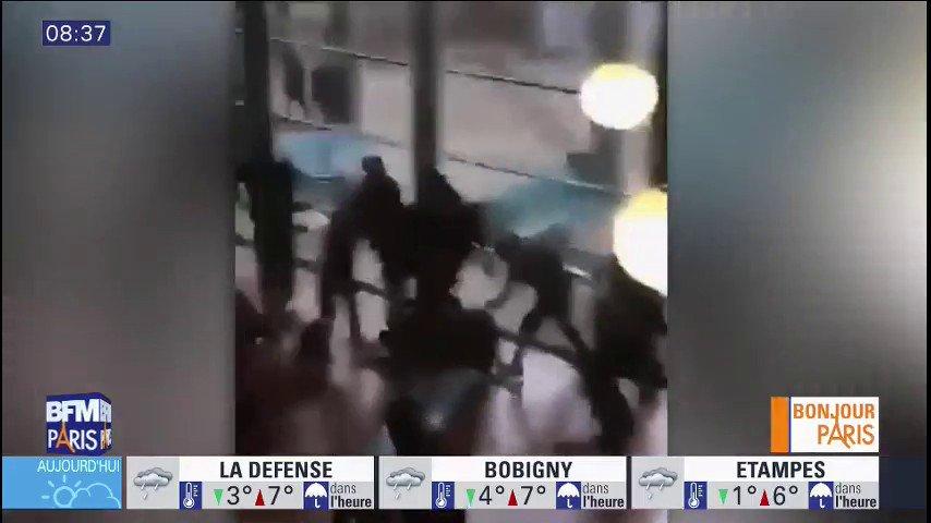 Villeneuve-Saint-Georges: une bande cagoulée s'introduit dans un lycée et tabasse un élève