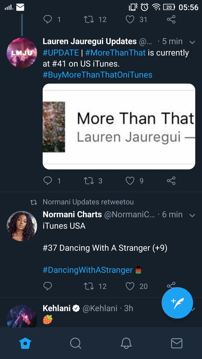♕anie MORE THAN THAT's photo on Lauren e Normani