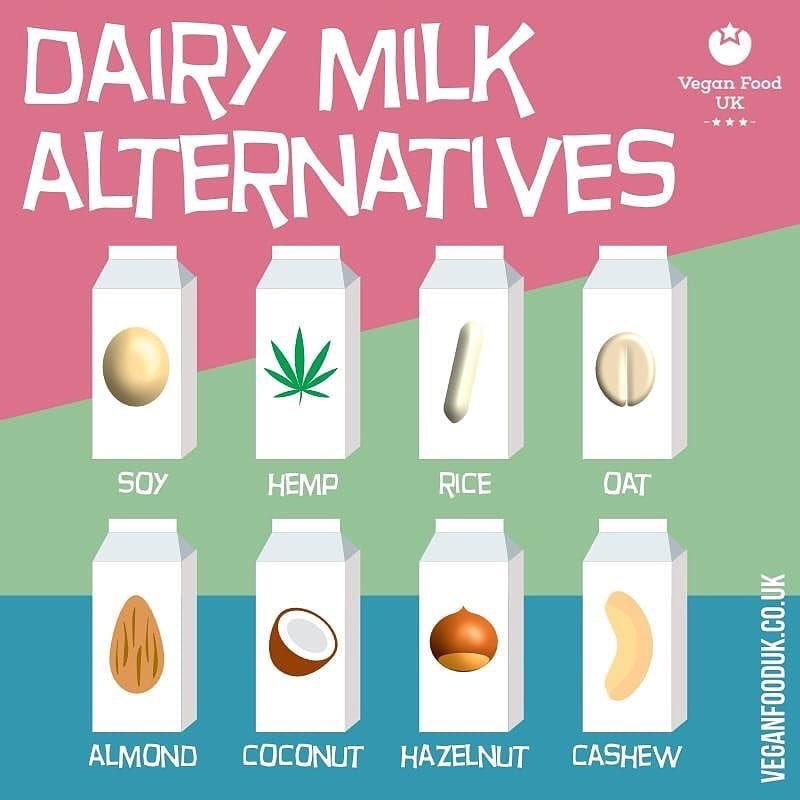 Which is your favourite plant milk?    #NationalMilkDay #FridayFeeling #ditchdairy #DairyFree #veganuary<br>http://pic.twitter.com/CFvdBSFrEw