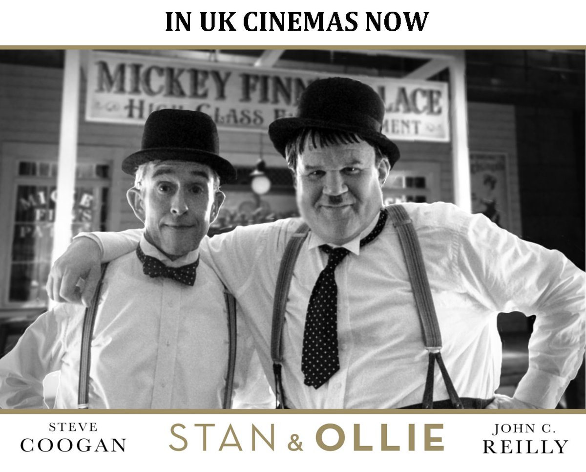 Laurel and Hardy's photo on #StanAndOllie