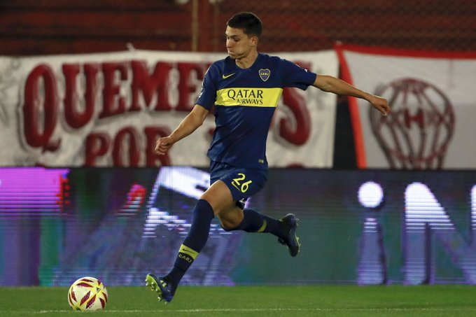 According to @SPORTBILD, Borussia Dortmund have agreed a deal worth 16 million euros to sign Boca Juniors centre back Leonardo Balerdi #BVB Foto