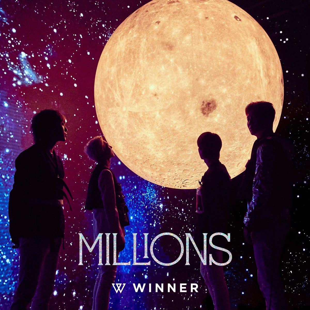ANDRES's photo on #MILLIONS6thWIN
