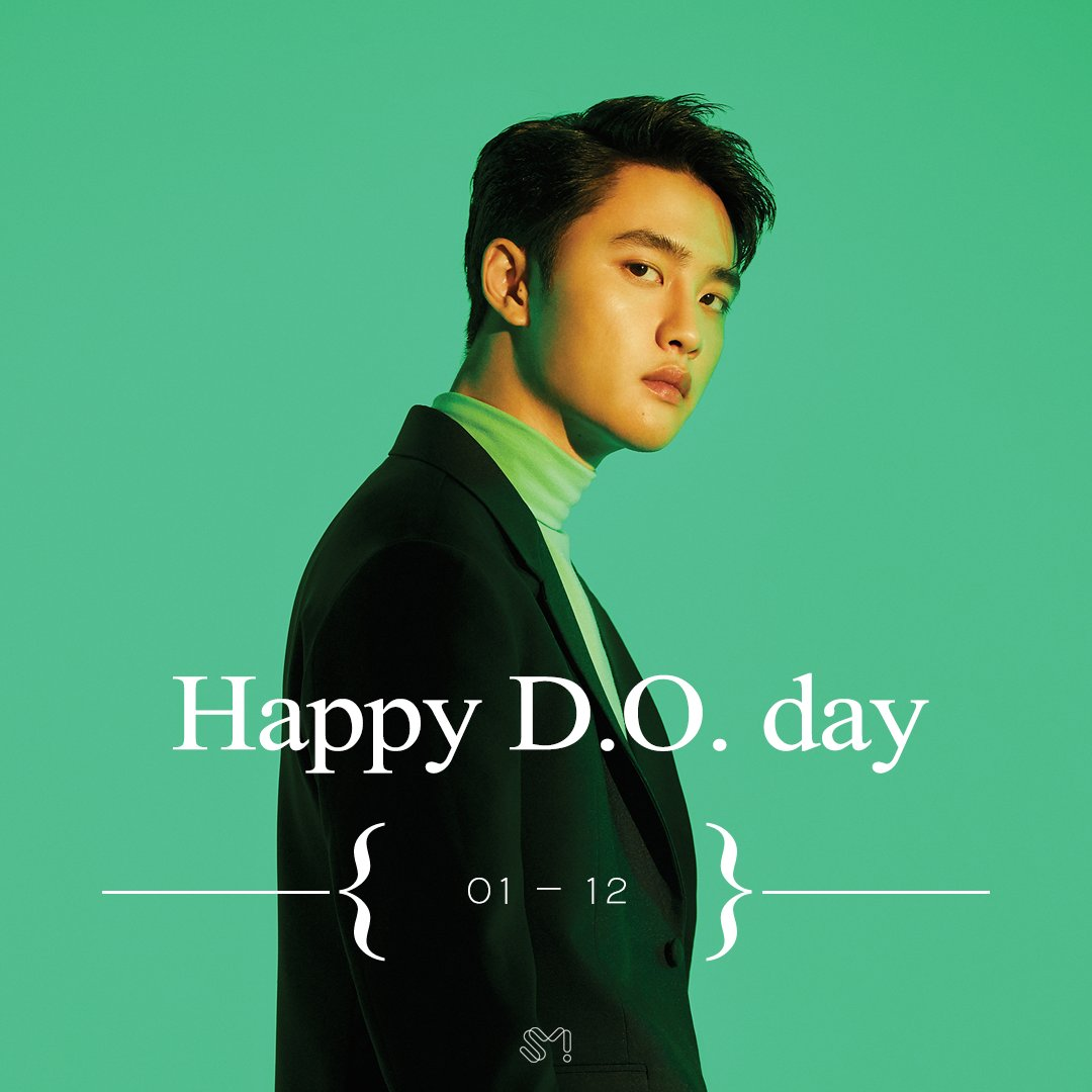 RT @weareoneEXO: #HappyDODay 🎂🎉  #190112 #EXO #엑소 #DO(D.O.) #디오 https://t.co/lZJ7G5dgks