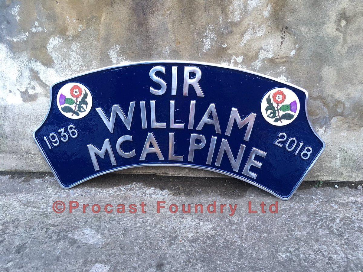 Procast Foundry Ltd's photo on #FlyingScotsman