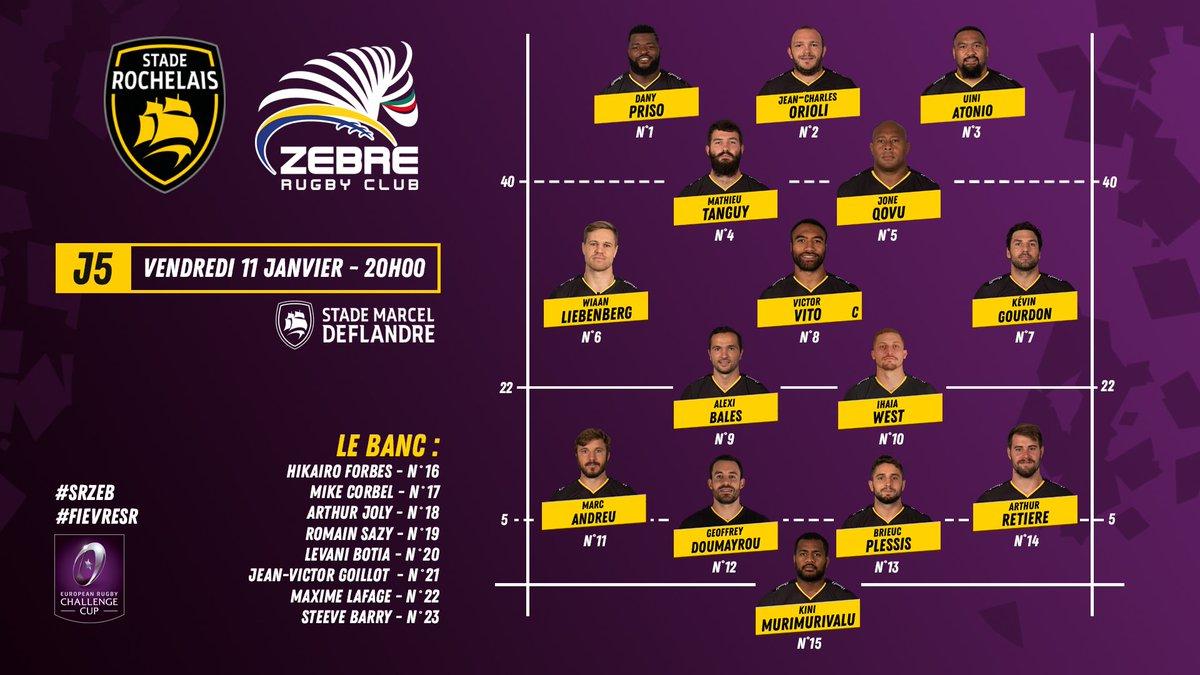 Stade Rochelais's photo on #SRZEB