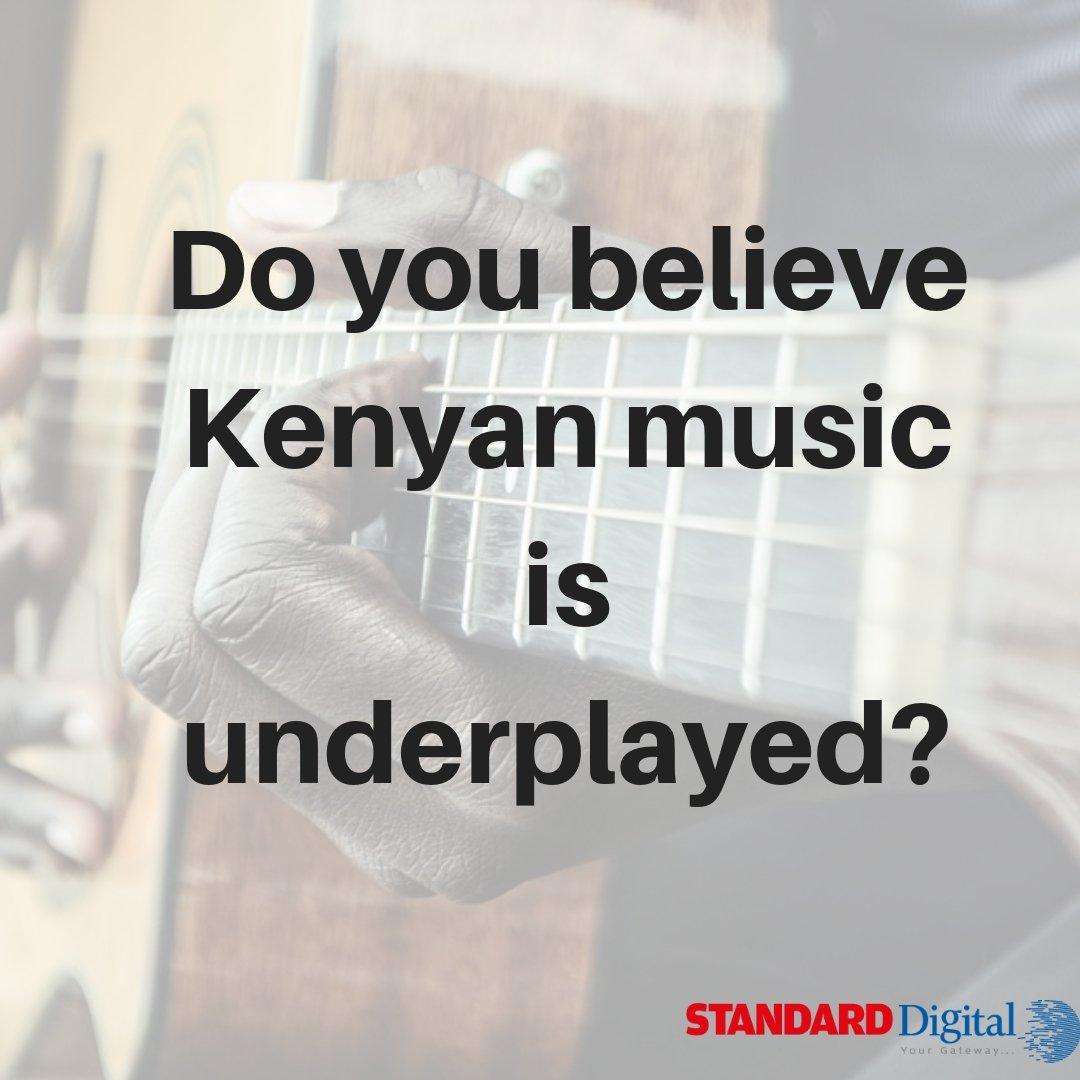 The Standard Digital's photo on #playkenyanmusic