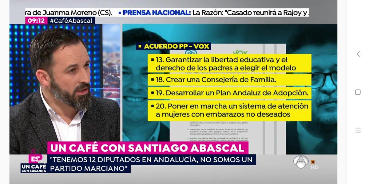 VOX 🇪🇸's photo on Andalucía