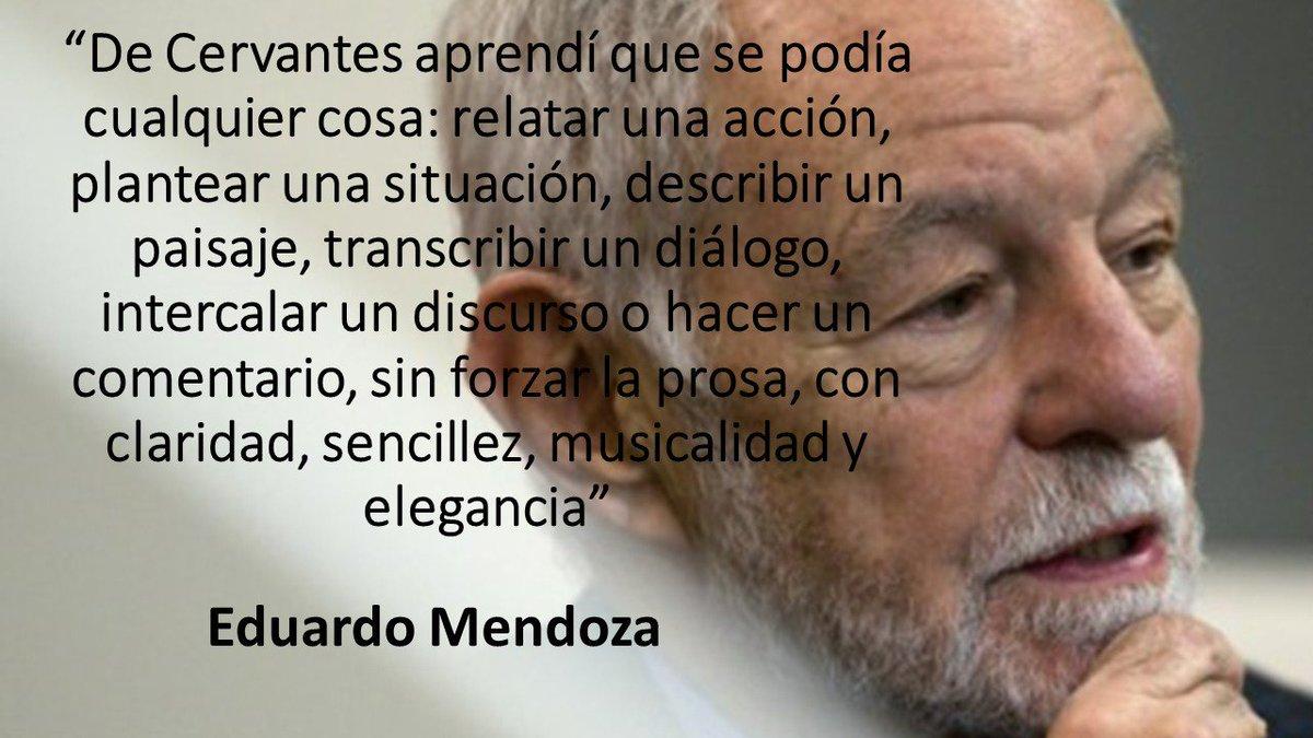Â¡Hoy Libro!'s photo on eduardo mendoza