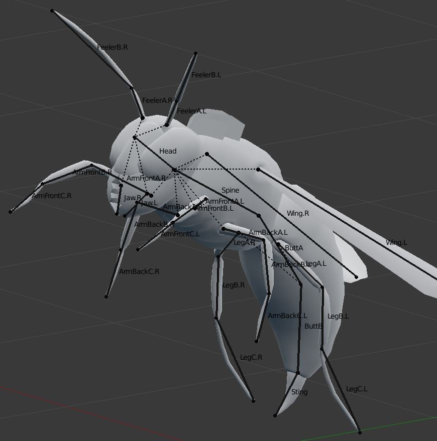 Building a rig for the stingie.  #wasp #rig #rigging #b3d #FridayMorning <br>http://pic.twitter.com/19rmEqjkWp