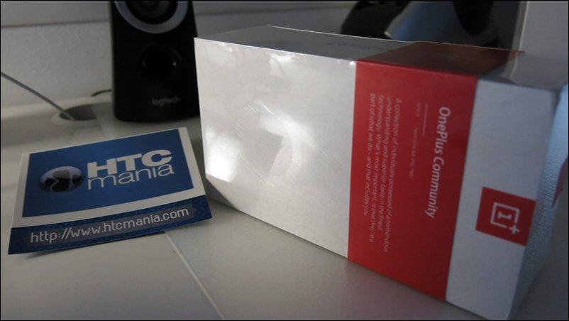 HTCMania's photo on OnePlus 6T