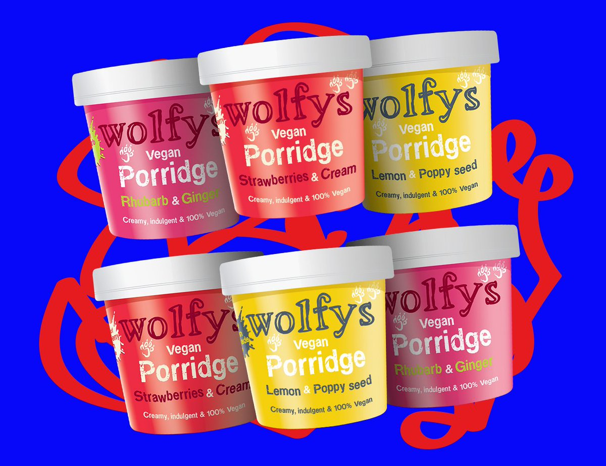 It&#39;s #FREEBIEFRIDAY.   FOLLOW &amp; RETWEET to be in with a chance of winning a case of our new #vegan porridge!   #win #Competition<br>http://pic.twitter.com/MF79KpXDJl