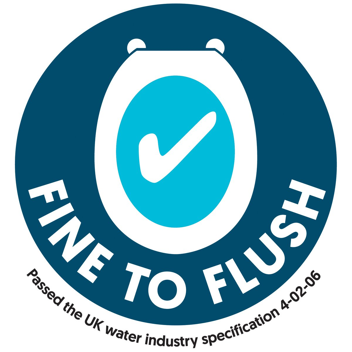 Water UK's photo on Fine to Flush