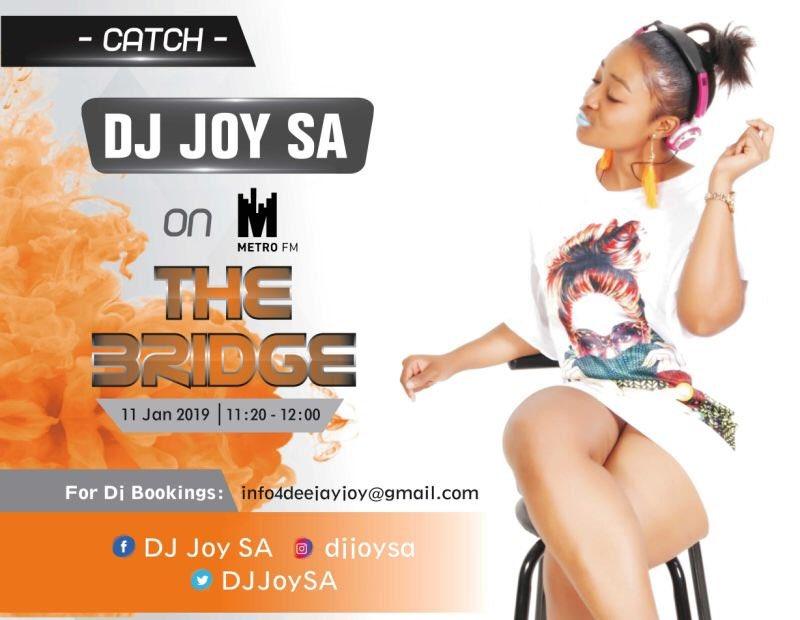 METROFM SABC's photo on #thebridge