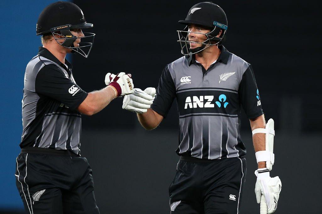 New Zealand vs Sri Lanka 2018-19: All-Round New Zealand Beats Sri Lanka by 35 Runs in the One-off T20I Series
