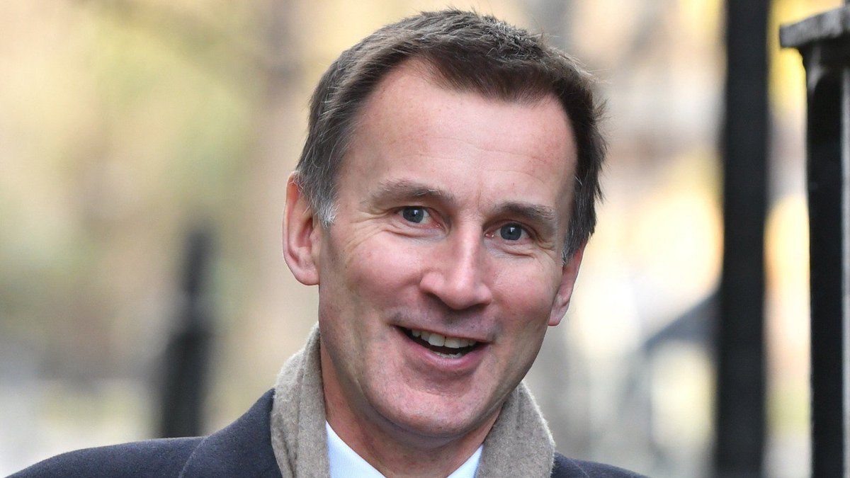 Jeremy Hunt: it's May's deal or no-Brexit - @Peston writes  https://t.co/0kIEO90rUg