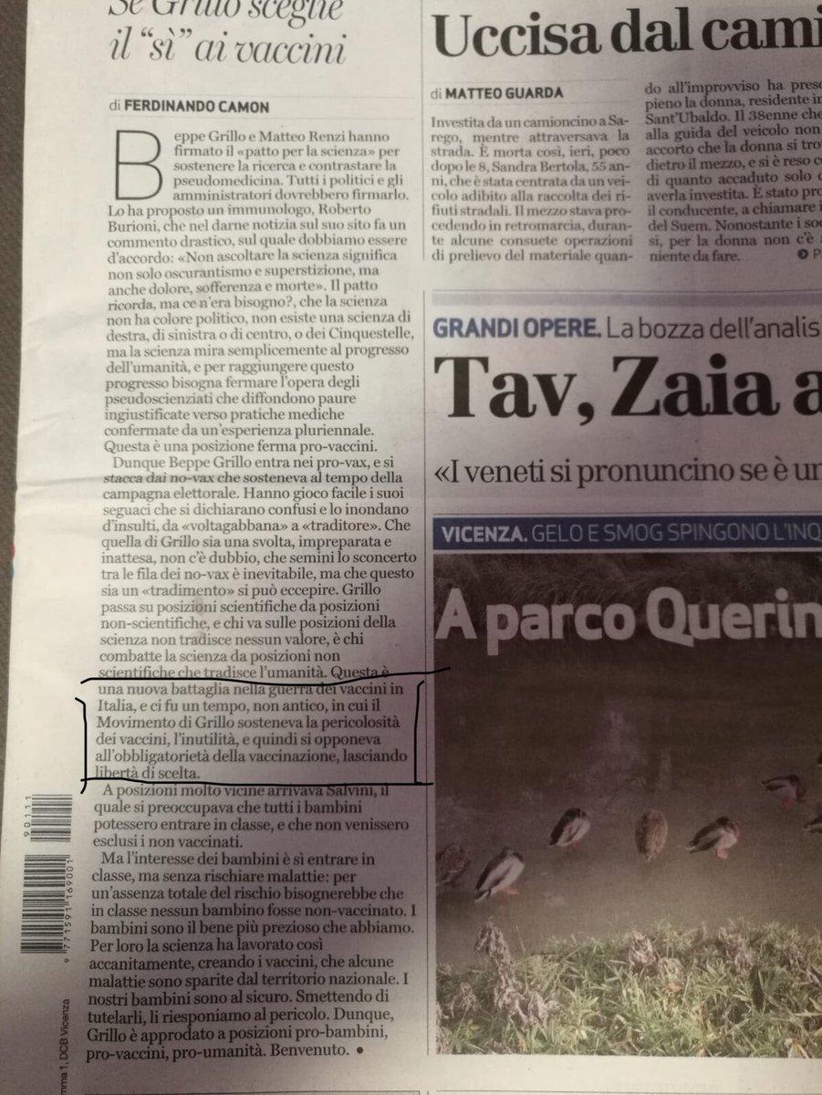 Elena Galli's photo on #Grillo