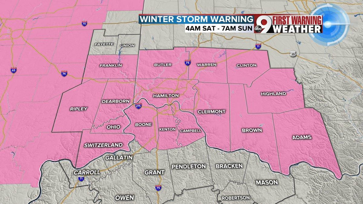Jennifer Ketchmark's photo on Winter Storm Warning