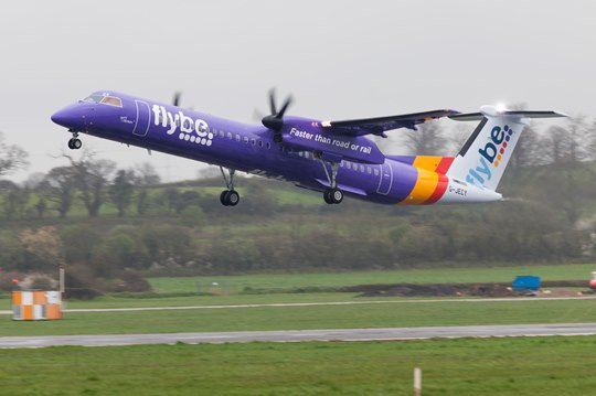 Heart South News's photo on Flybe