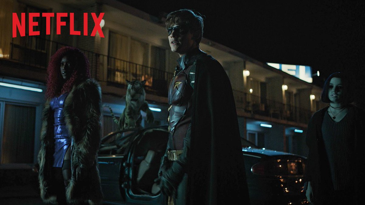 Netflix España's photo on Titanes