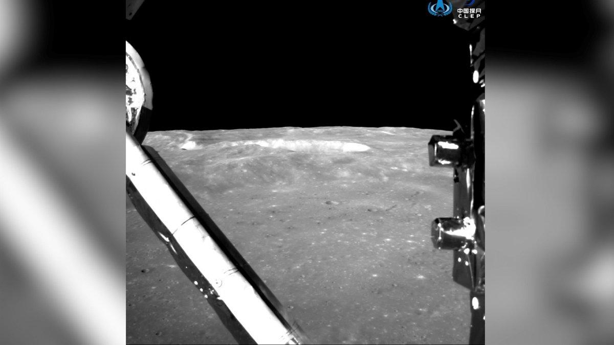 CGTN's photo on China Moon