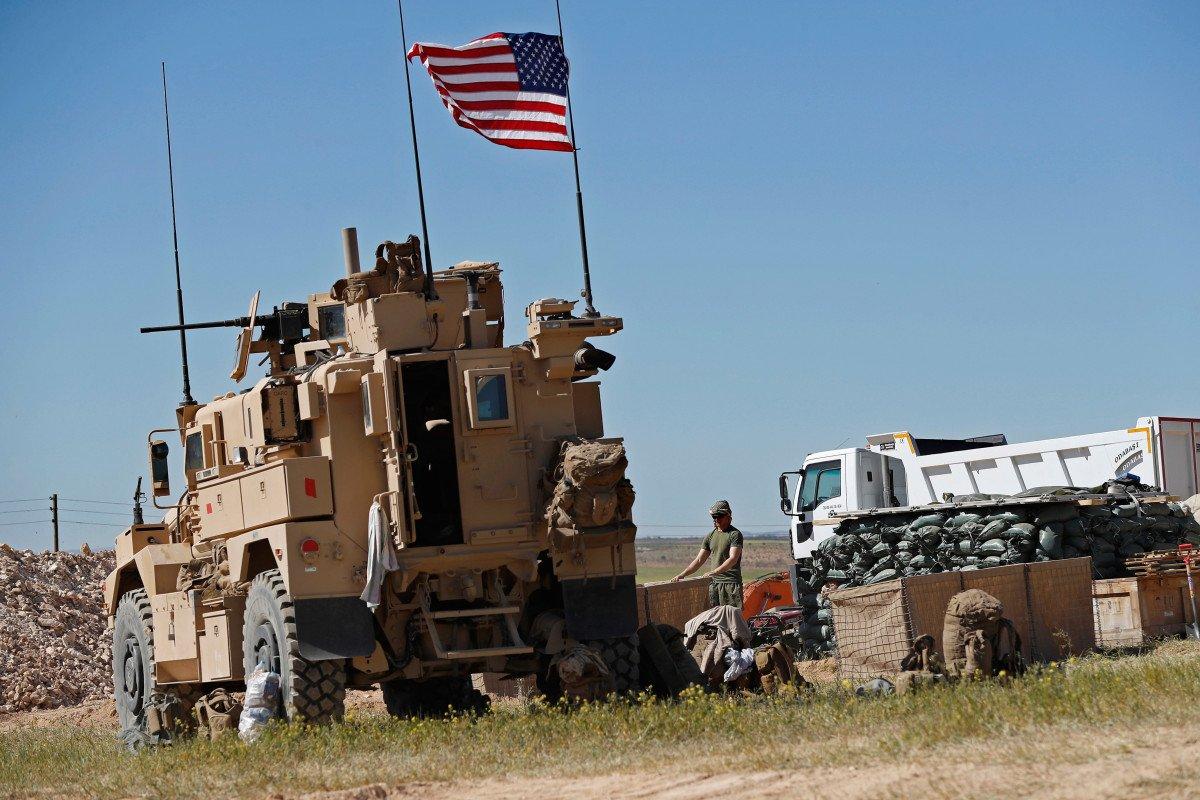 США официально начали вывод войск из Сирии