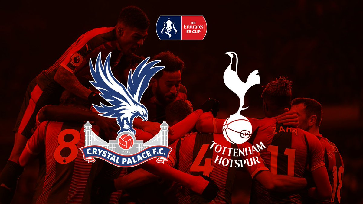 Crystal Palace F.C.'s photo on The Spurs