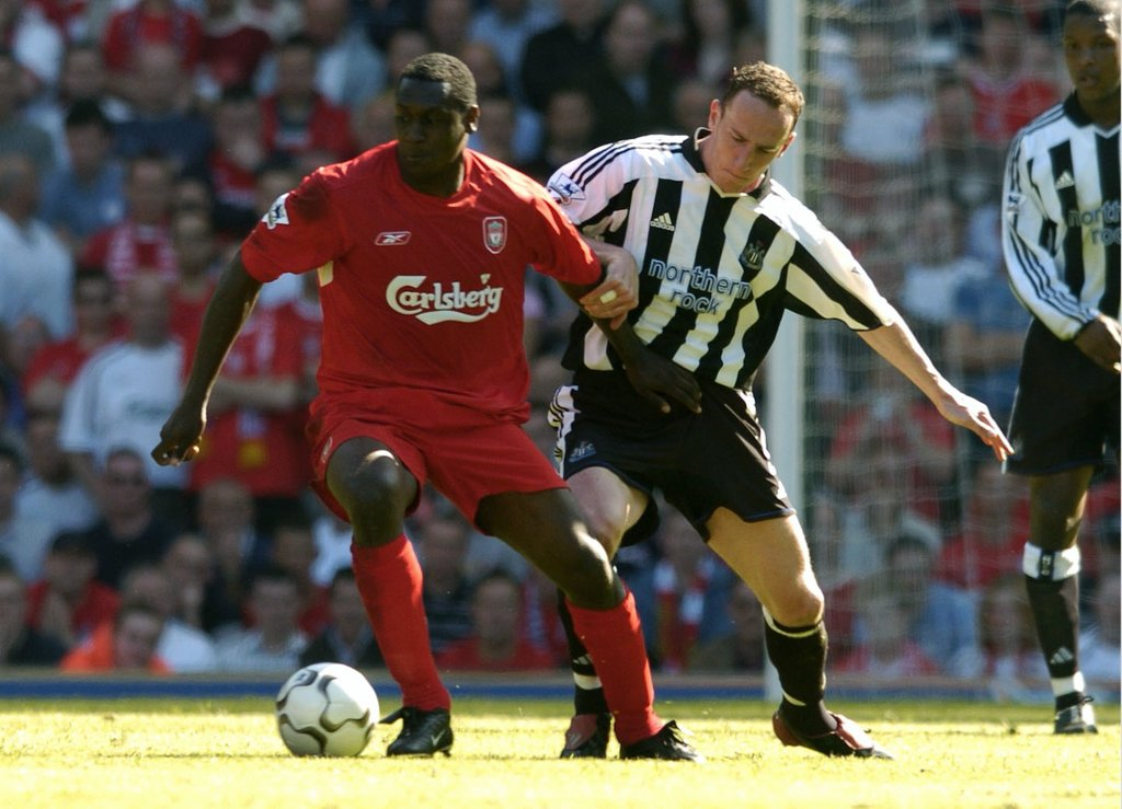 Happy Birthday Emile Heskey! 223 Apps  60 Goals 1 x FA Cup 1 x UEFA Cup 2 x League Cup