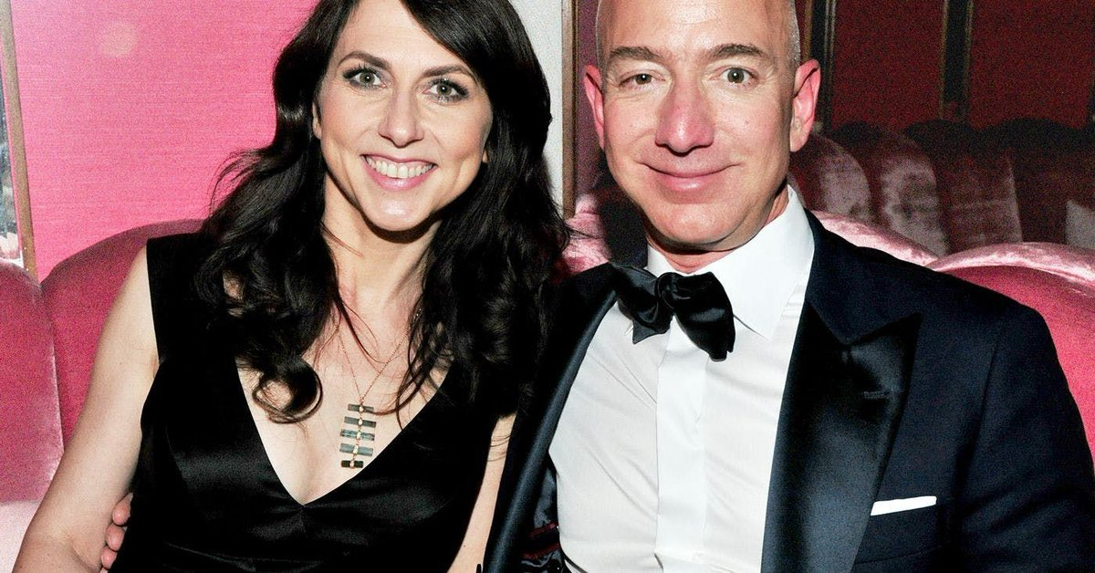 Stylist Magazine's photo on Jeff Bezos
