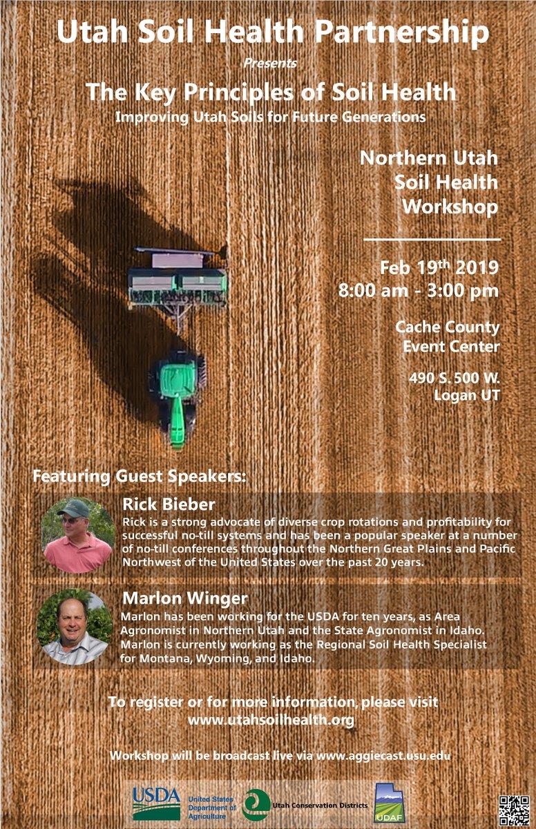 Utah Soil Health Partnership's photo on Utah