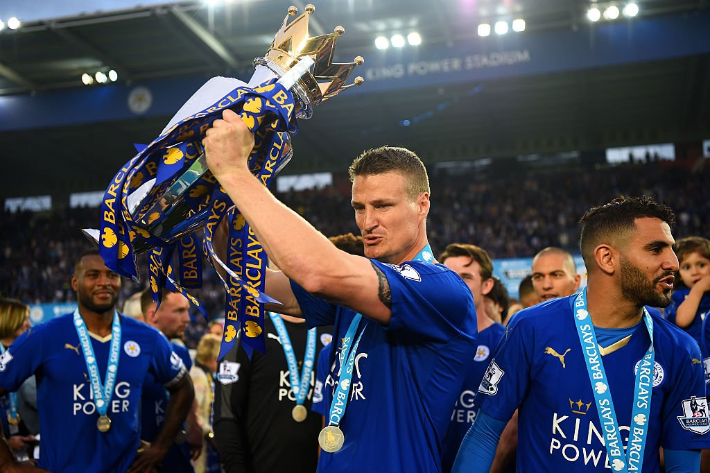 Sky Sports Premier League's photo on Robert Huth