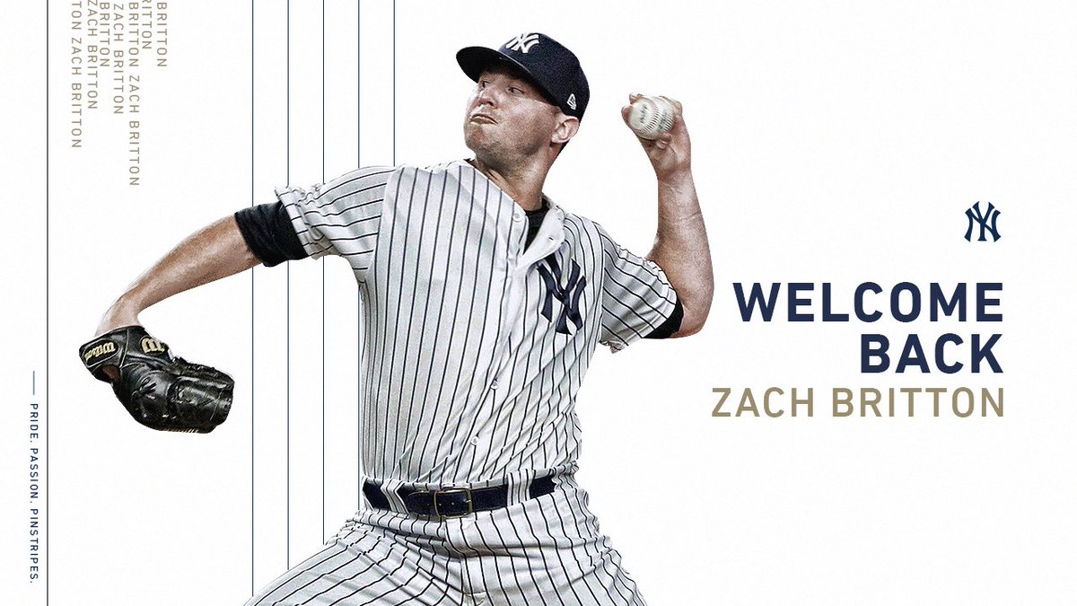 Back to the Bronx for @zbritton!