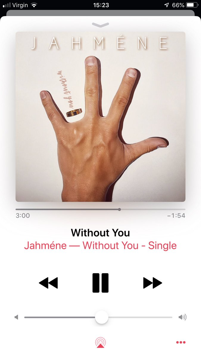 So @Jahmene got me shook at the big note at 3:33 on his new track  #WithoutYou #Jahmazing #NewMusicFriday @BBCRadioLondon<br>http://pic.twitter.com/Ox8Z8cqftW