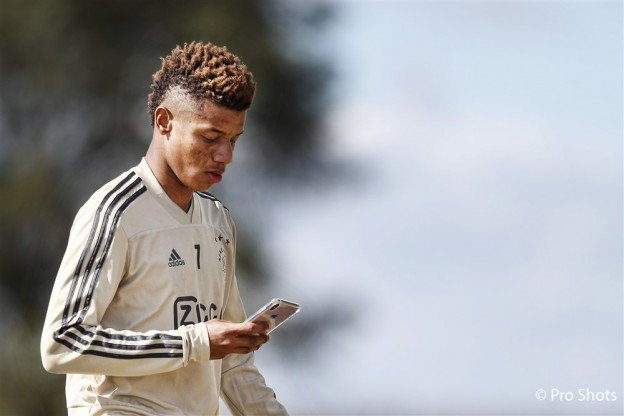 AJAX fans's photo on neres