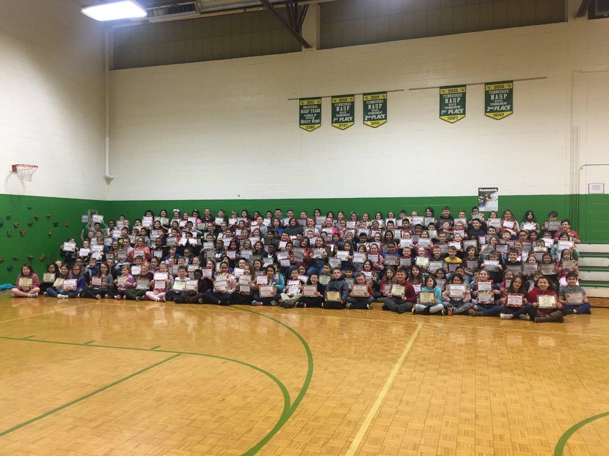 Buchanan Elementary's photo on nine nine