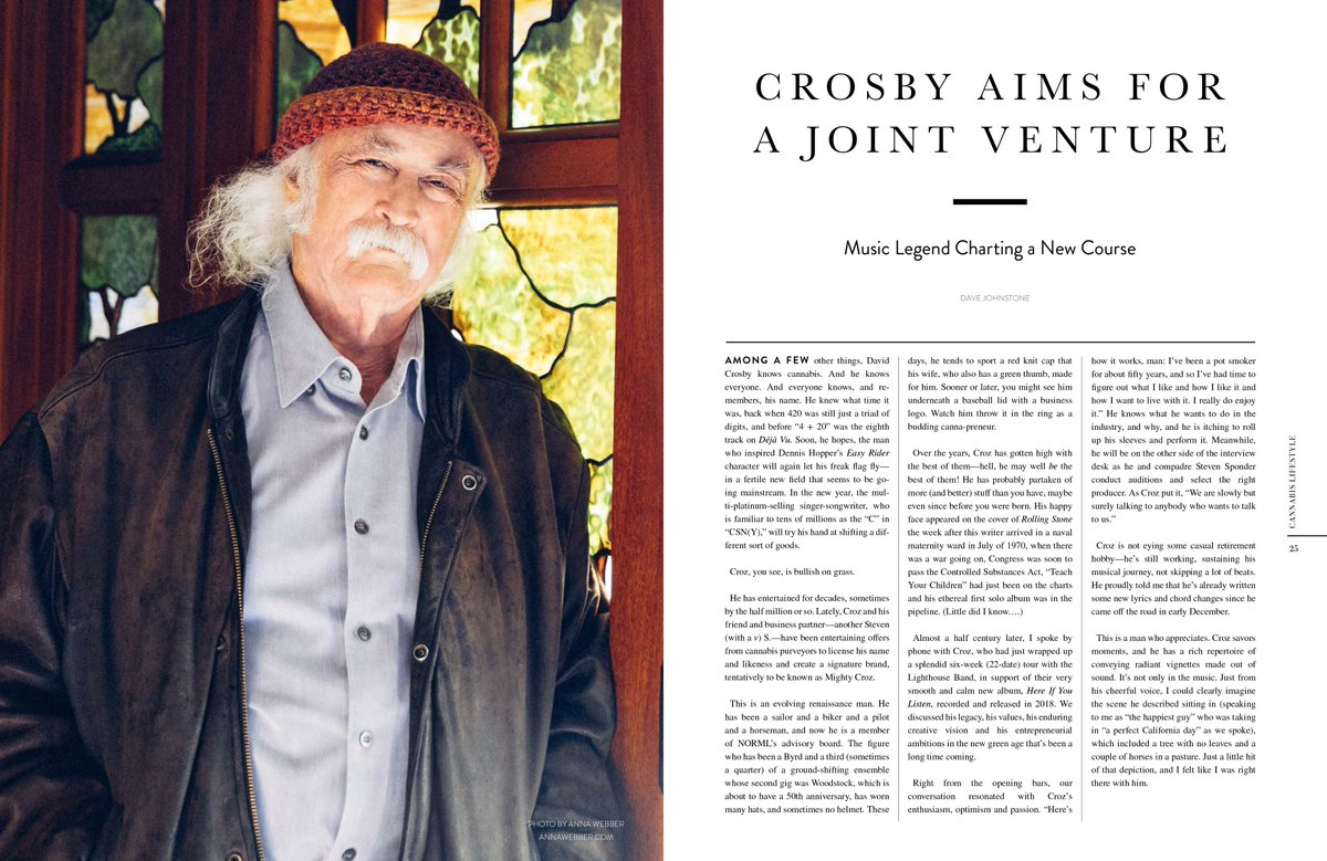 David Crosby's Mighty Croz Cannabis (@MightyCroz) | Twitter