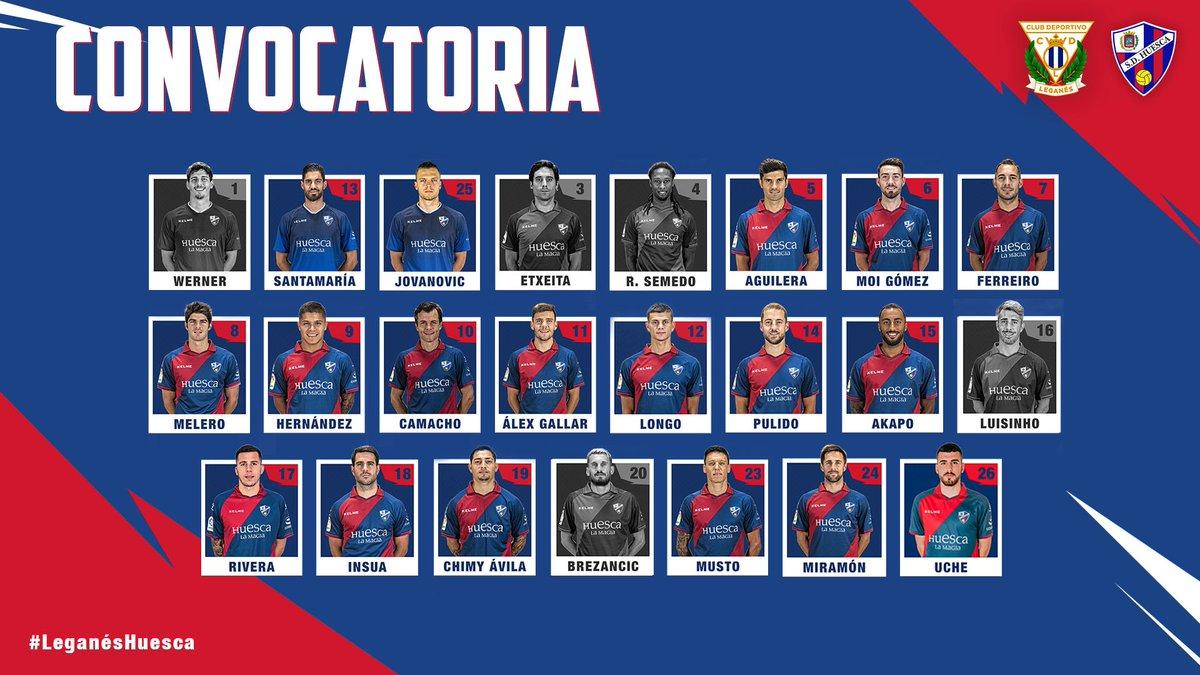 Dwo20hEWkAA4FoA Francisco convoca a 18 jugadores para viajar a Leganés - Comunio-Biwenger