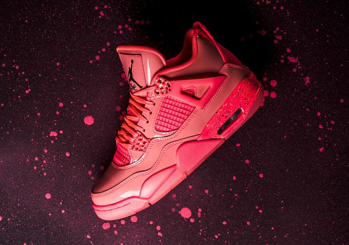 a6938fb0c2dee6 This bold colour kicks off the 30th anniversary of the Air Jordan 4 for  2019. Download Frenzy for more info. Enjoy!   XHIBITION pic.twitter.com z6hlD5Vb6A