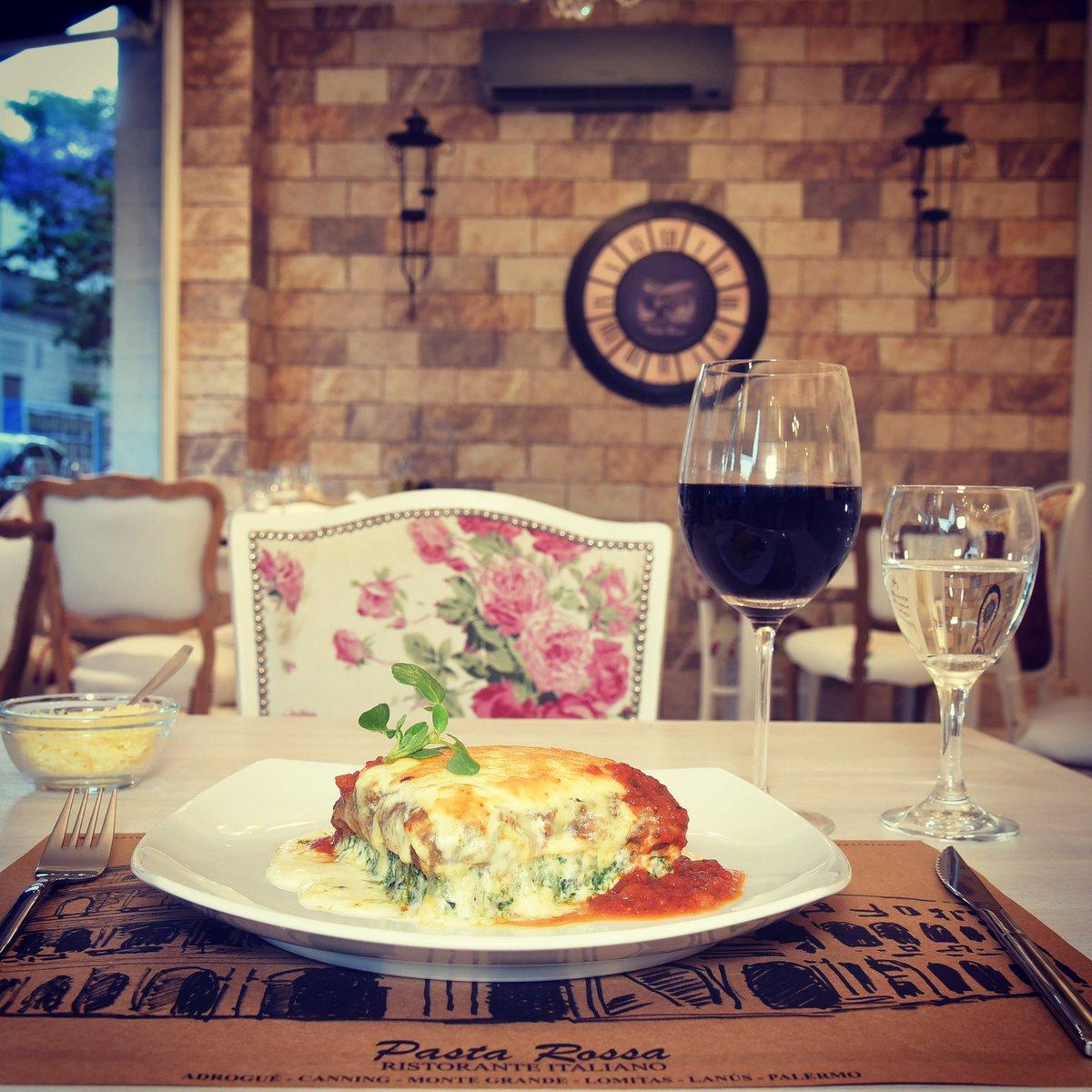 Pasta Rossa's photo on #finde