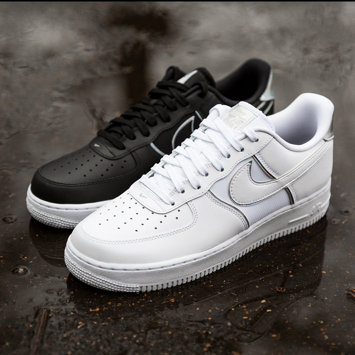 Shine on em in the Air Force