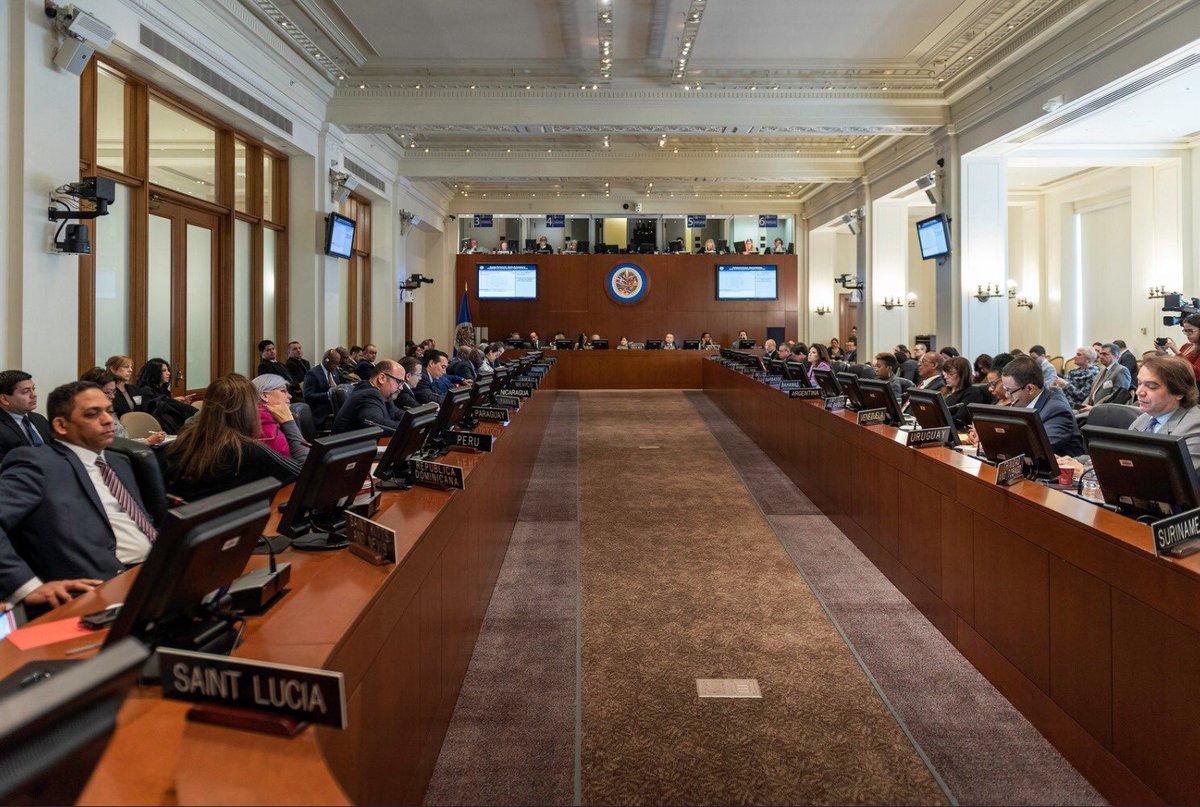 OEA's photo on La OEA