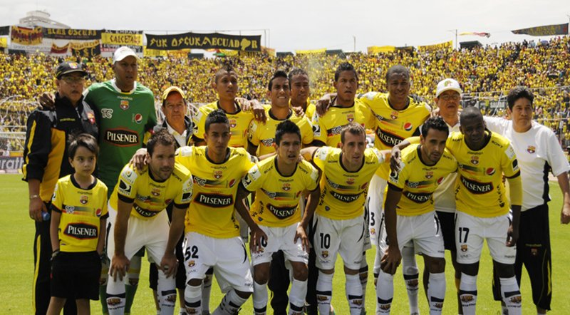 Ecuavisa's photo on Campeón