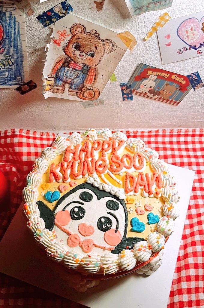 RT @bamD_12: 사랑하는 경수야 생일 축하해 사랑해😍💛🧡❤ #1월의기적_도경수 #경수야생일축하해 #HappyDODay #HappyKyungsooDay #princekyungsooday #디오 #도경수 https://t.co/biWZwP8Bv3