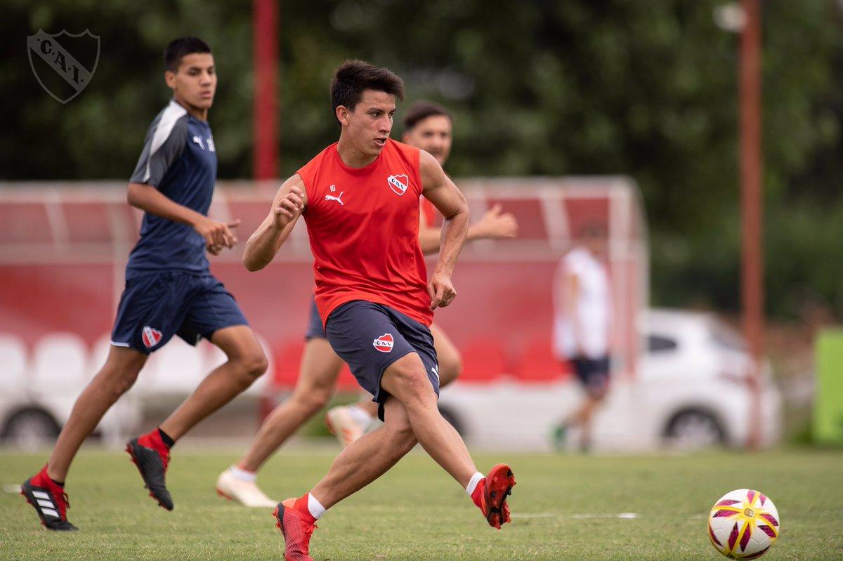 C. A. Independiente's photo on Fernando Gaibor