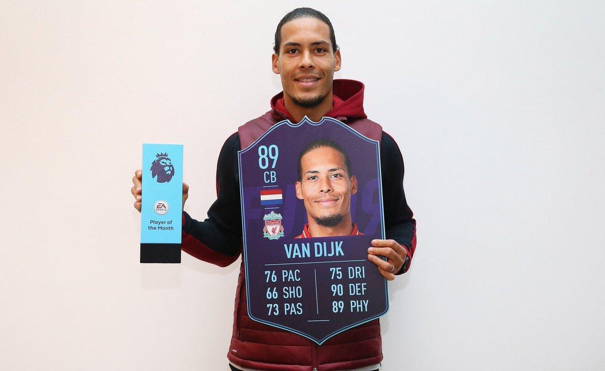 Josh's photo on Van Dijk