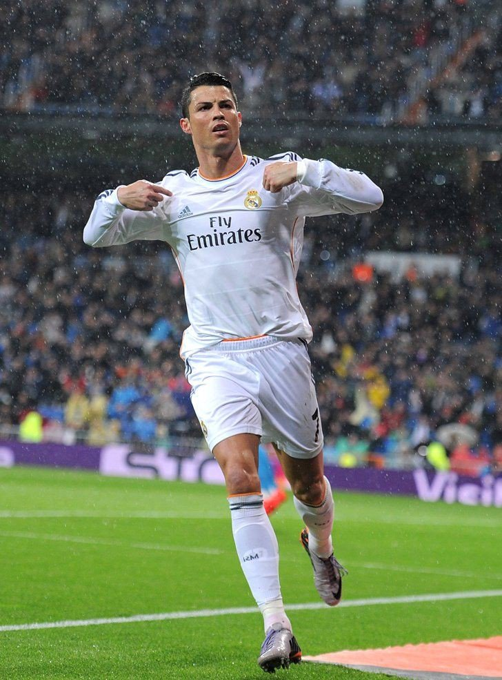 Cristiano Ronaldo 🇵🇹's photo on Iker