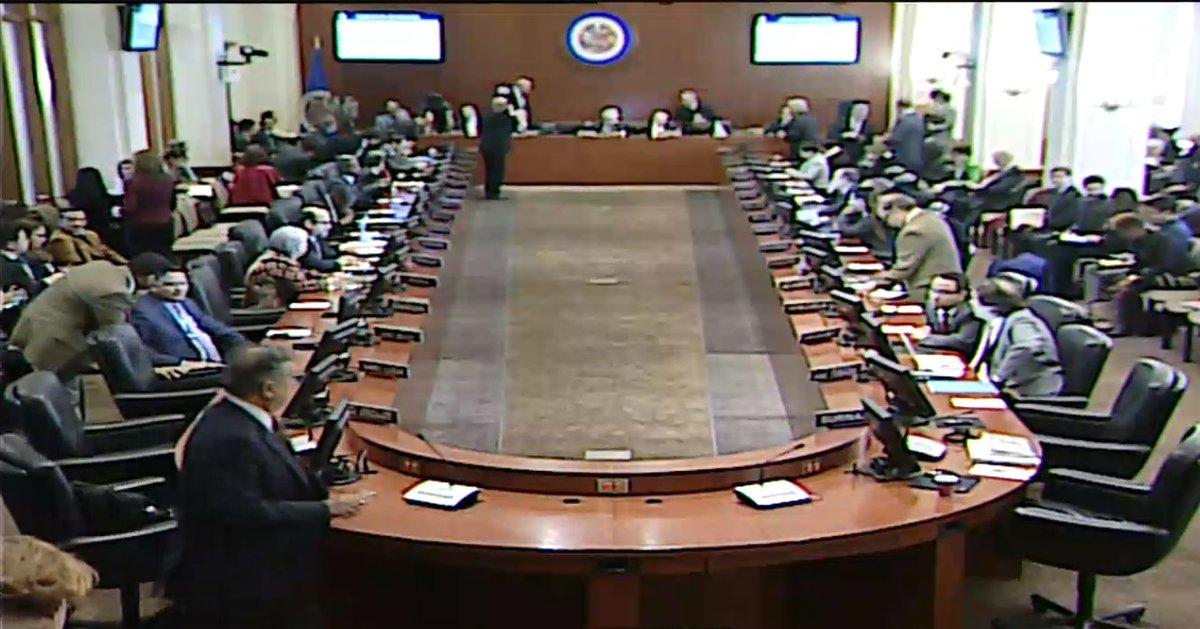 TrincheraDeLaNoticia's photo on La OEA